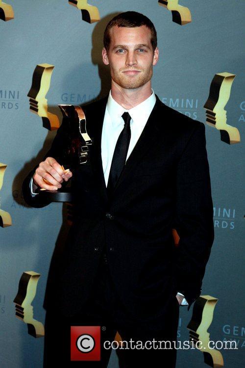 Jared Keeso  The 25th Gemini Awards press...