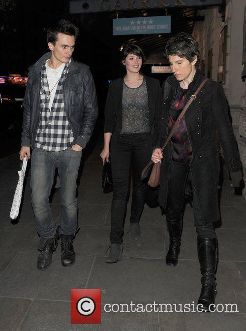 Gemma Arterton and Rupert Friend 2