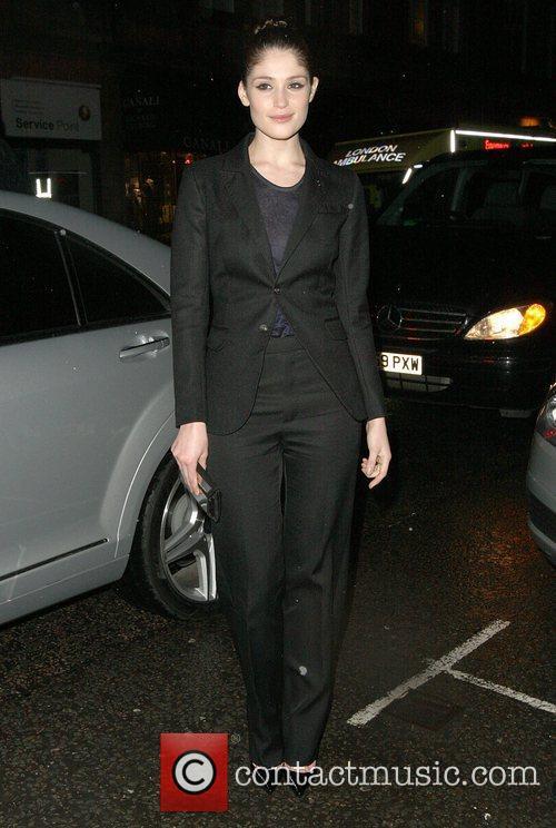 Gemma Arterton at G-Star RAW: London Raw Night...
