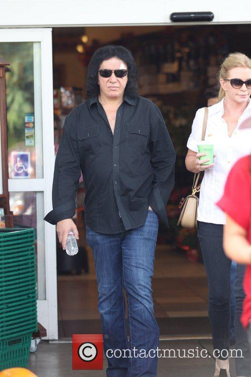 Gene Simmons, Shannon Tweed and The Fall 1