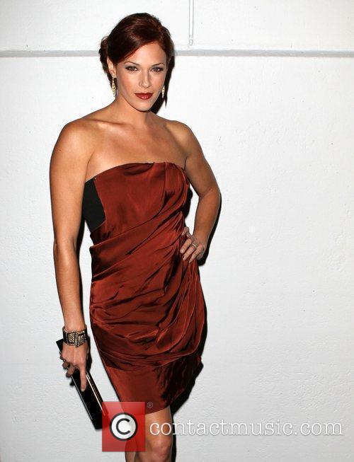 Amanda Righetti and Genesis 3