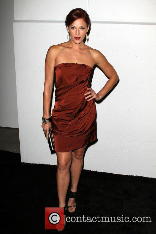 Amanda Righetti and Genesis 1