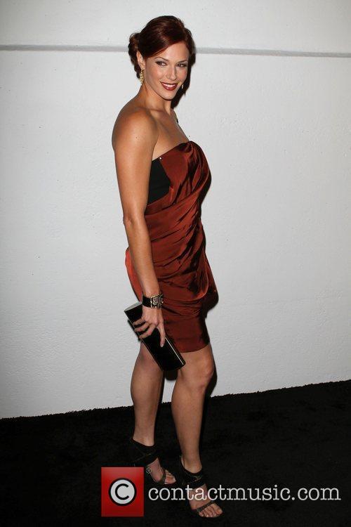 Amanda Righetti and Genesis 2