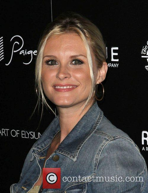 Bonnie Somerville and Genesis 4