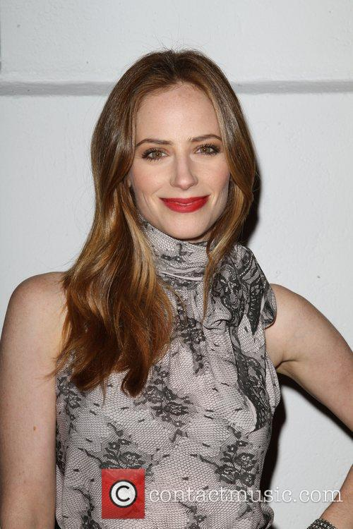 Jaime Ray Newman and Genesis 2