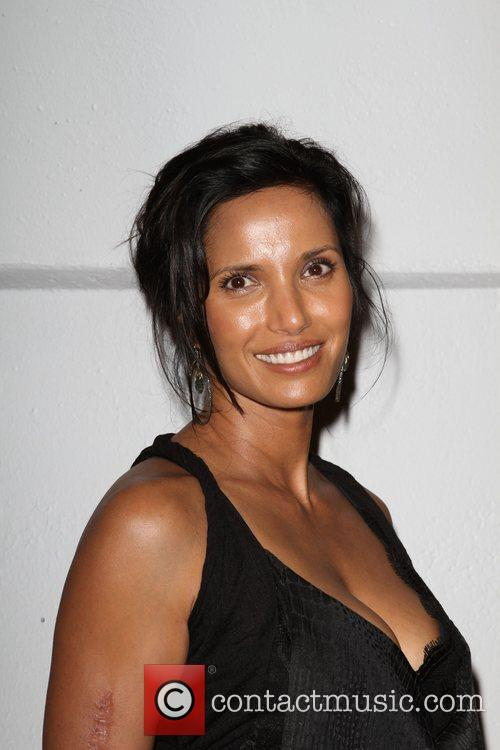 Padma Lakshmi and Genesis 5