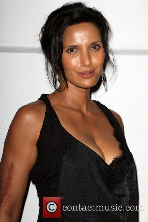 Padma Lakshmi and Genesis 3