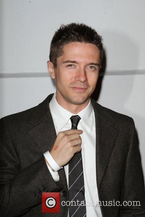 Topher Grace and Genesis 1
