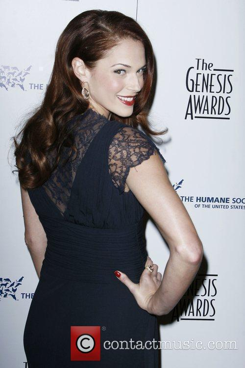 Amanda Righetti The 24th Annual Genesis Awards held...