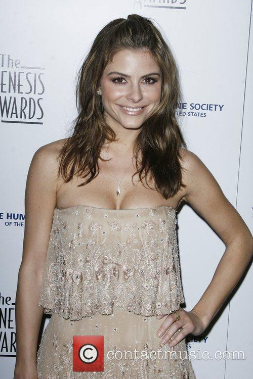 Maria Menounos The 24th Annual Genesis Awards held...