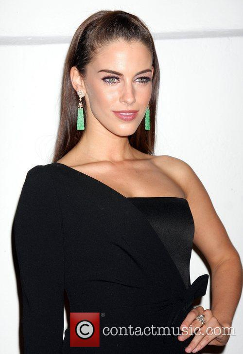 Jessica Lowndes and Genesis 2