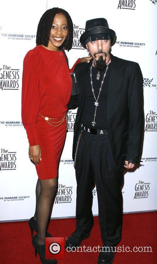 Debra Wilson and guest The 24th Annual Genesis...