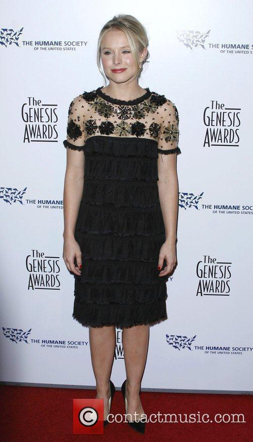 Kristen Bell and Genesis 6