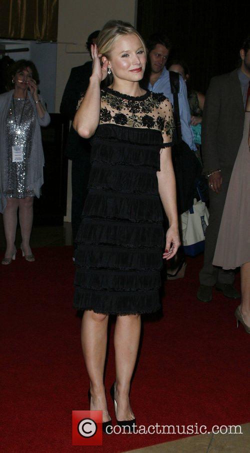 Kristen Bell and Genesis 9