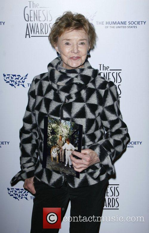 Peggy McCay The 24th Annual Genesis Awards held...