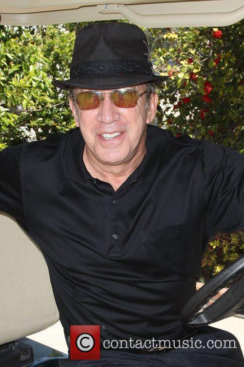 Tim Allen Launch of the Ann and George...