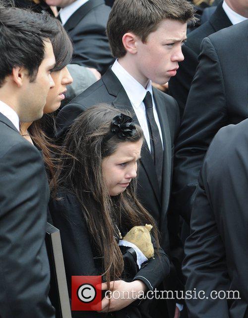 Babette Ryan, Elliot Ryan The funeral of RTE...