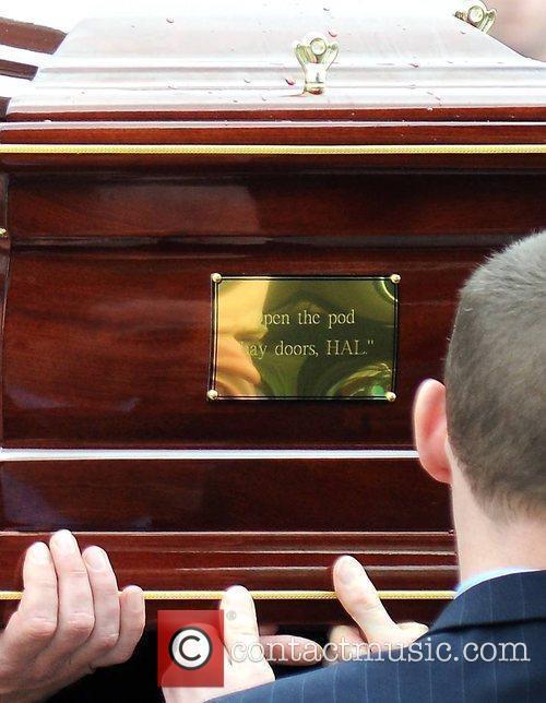 Gerry Ryan coffin Open the pod bay doors,...
