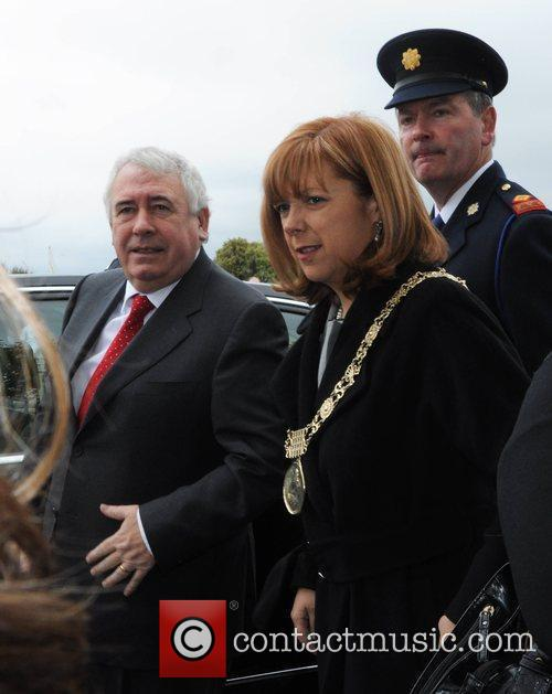 Lord Mayor Eimer Costello The funeral of RTE...