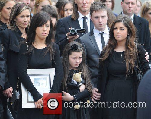Lottie Ryan, Babette Ryan, Bonnie Ryan The funeral...