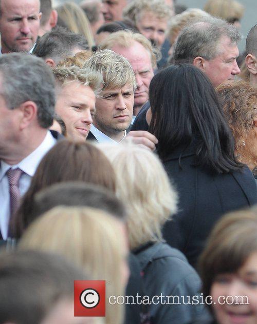 Nicky Byrne and Kian Egan