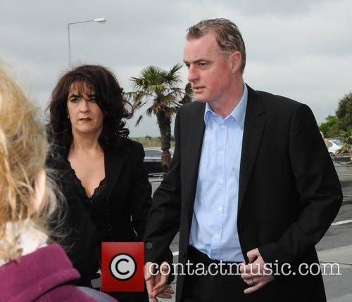 Ursala Fanning, Dave Fanning The funeral of RTE...