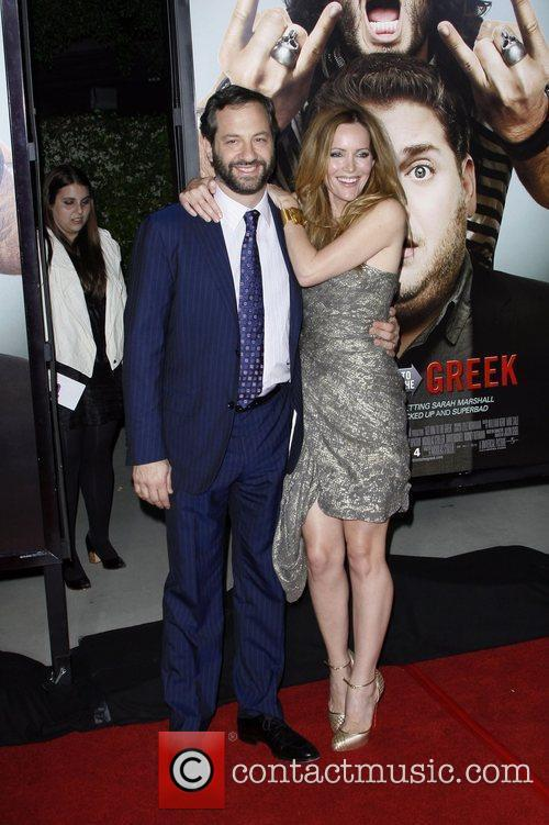 Los Angeles Premiere of 'Get Him To The...