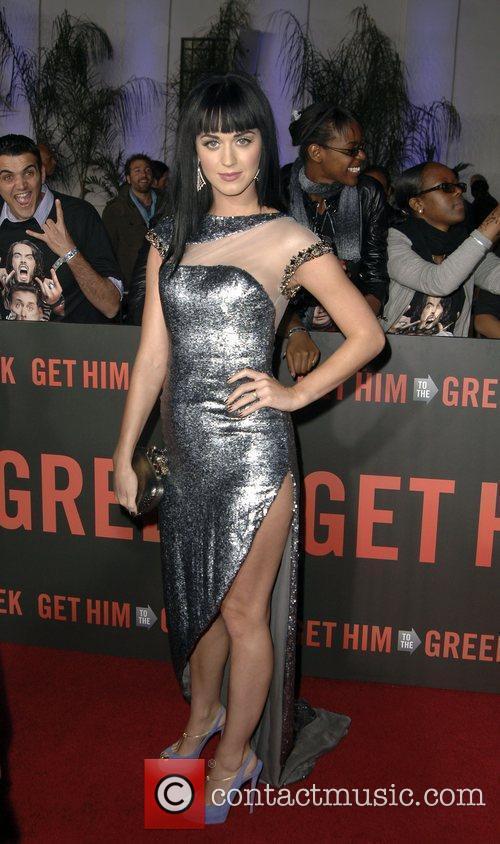 Katy Perry  Los Angeles Premiere of 'Get...