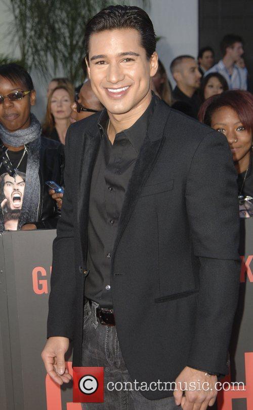Mario Lopez  Los Angeles Premiere of 'Get...