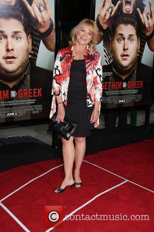 Guest Los Angeles Premiere of 'Get Him To...