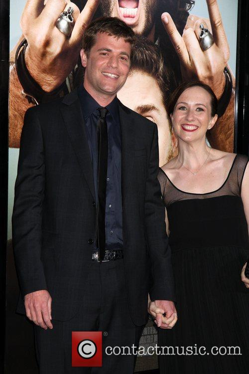 Guests Los Angeles Premiere of 'Get Him To...