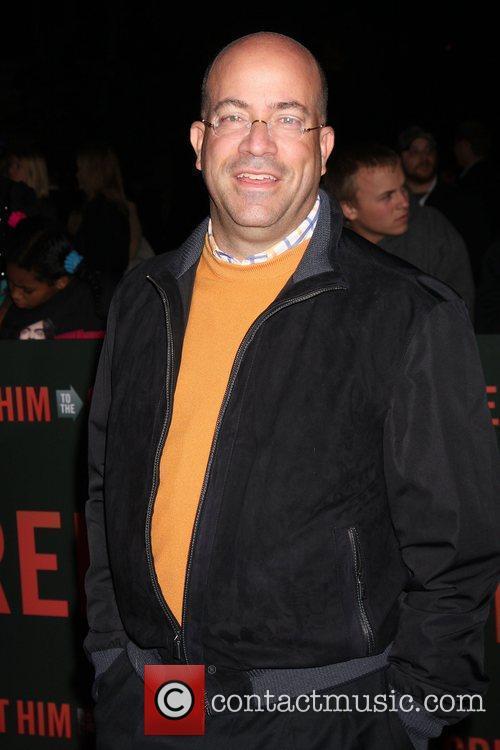 Jeff Zucker Los Angeles Premiere of 'Get Him...