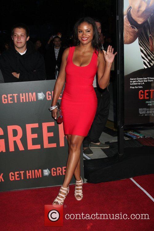 Joyful Drake  Los Angeles Premiere of 'Get...