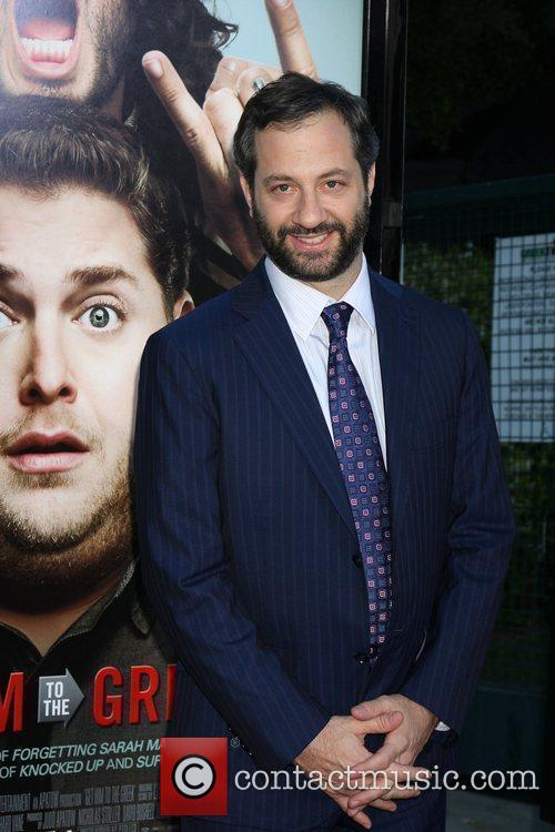 Judd Apatow Los Angeles Premiere of 'Get Him...