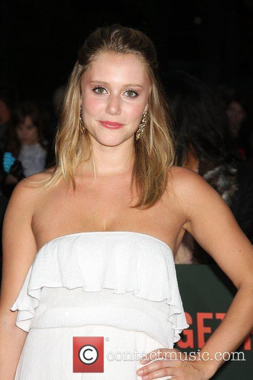 Julianna Guill Los Angeles Premiere of 'Get Him...