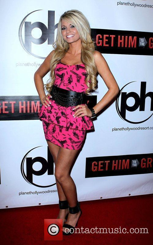 Angel Porrino Las Vegas screening of 'Get Him...