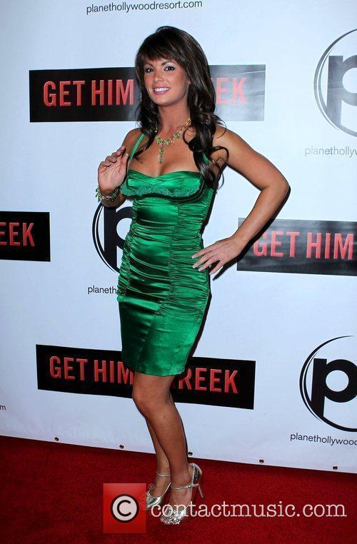 Laura Croft Las Vegas screening of 'Get Him...