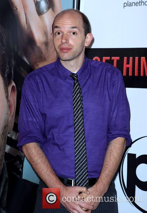 Paul Scheer Las Vegas screening of 'Get Him...