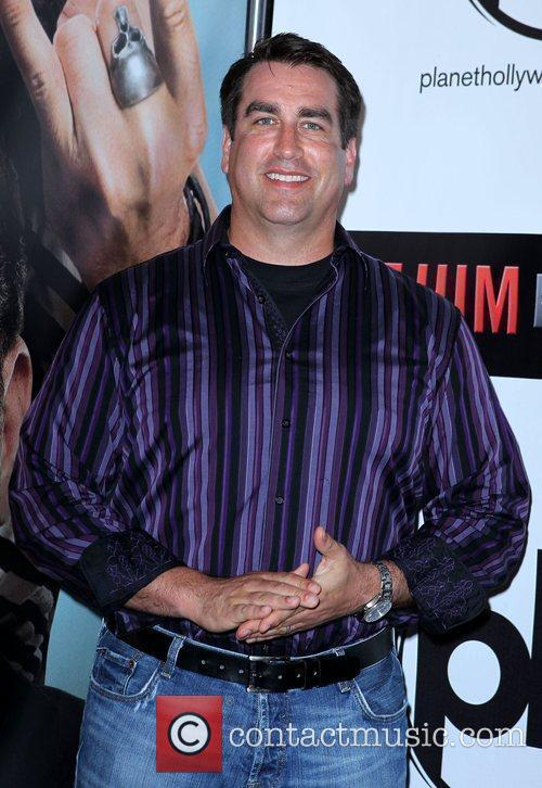 Rob Riggle Las Vegas screening of 'Get Him...