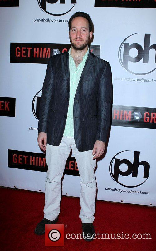 Rob Rothman Las Vegas screening of 'Get Him...
