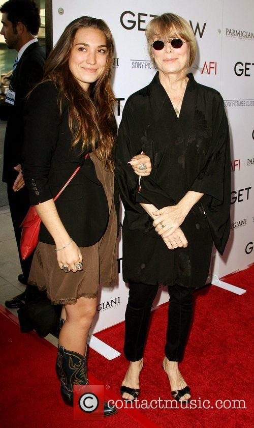 Madison Fisk And Sissy Spacek, Sissy Spacek and Luciana Pedraza