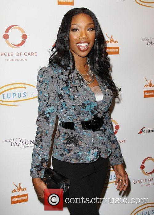 Brandy Norwood Lupus LA hosts the 2nd Annual...