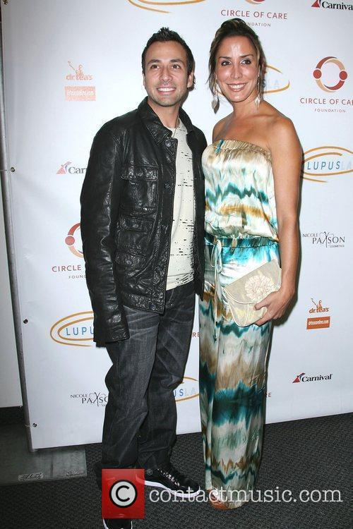 Howie Dorough and wife Leigh Boniello Lupus LA...