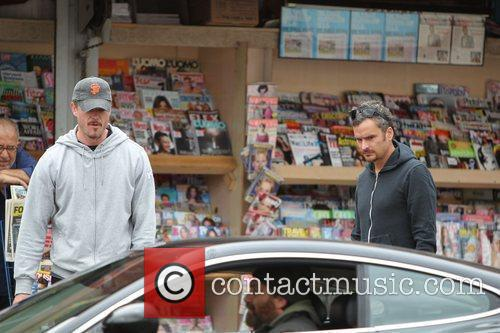 Eric Dane and Balthazar Getty 10