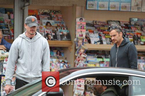 Eric Dane and Balthazar Getty 11