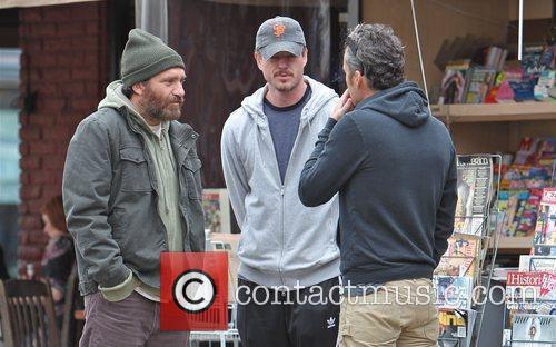 Eric Dane and Balthazar Getty 9