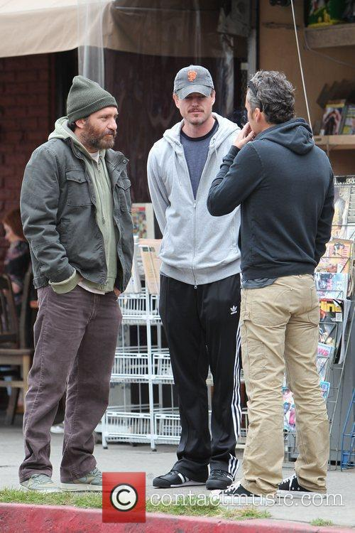 Eric Dane and Balthazar Getty 3
