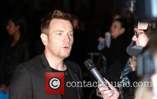 Ewan McGregor  arrives at the premiere of...