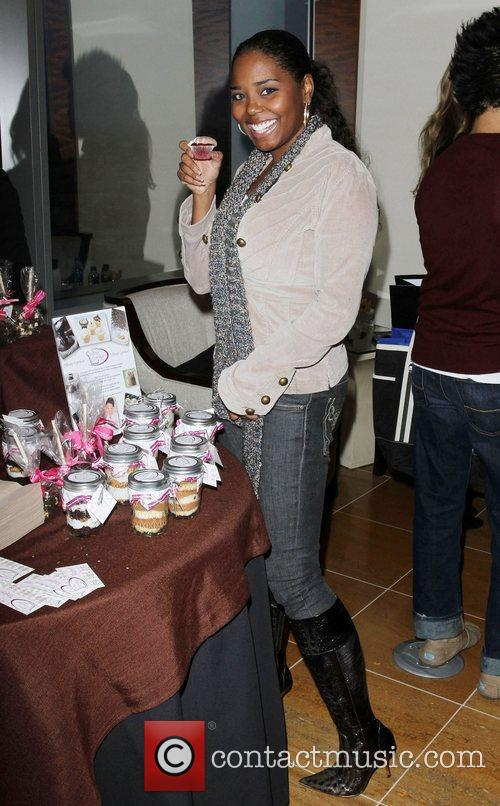 Shar Jackson AMA 2010 Gifting Suite held in...
