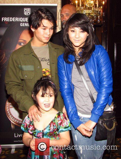 Fival Stewart, Boo Boo Stewart and their sister...